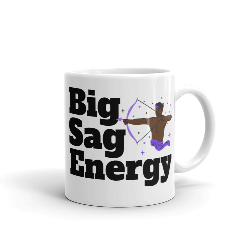 Big Sag Energy 2 Mug