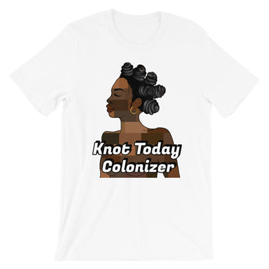 Knot Today Colonizer Short-Sleeve Unisex Tee