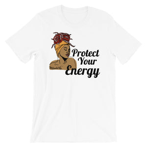 Protect Your Energy Short-Sleeve Unisex Tee