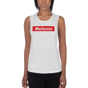 Melanin Supreme Ladies' Muscle Tank