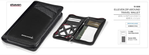 Elleven Zip-Around Travel Wallet Corporate gifts