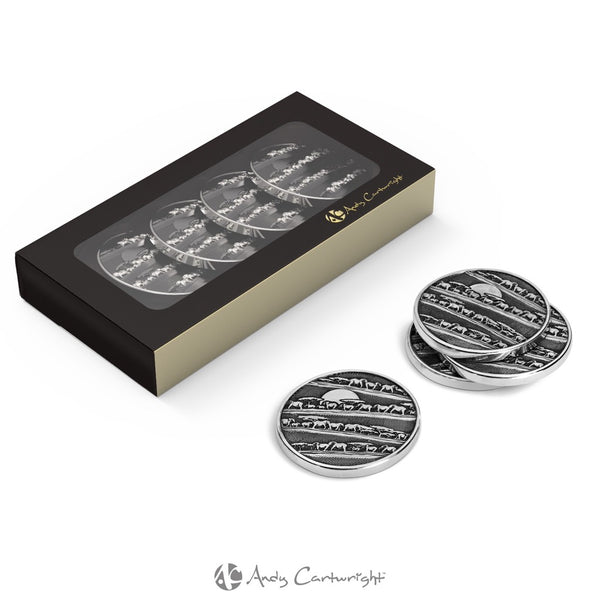 Elephant Coasters Corporate gifts