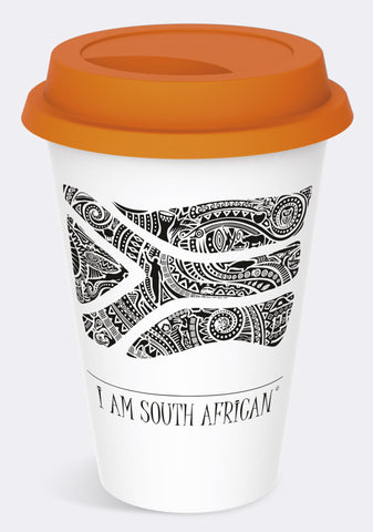 Andy Cartwright ā€�I Am South Africanā€™ Tumbler - 320ml Corporate gifts