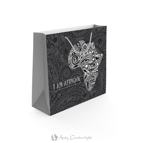 Andy Cartwright I am African Gift Bag Corporate gifts