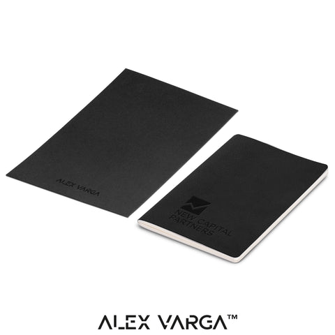 Alex Varga B-Type Notebook - Black  Only Corporate gifts