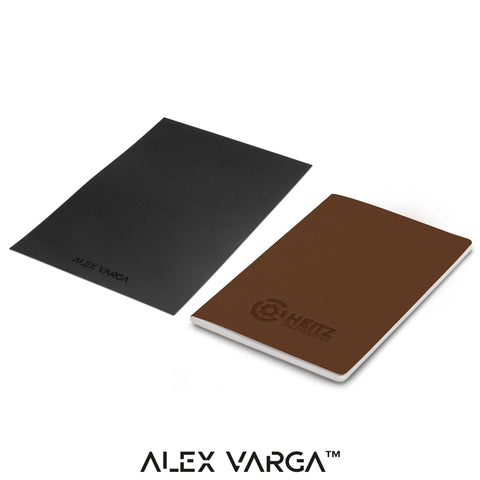 Alex Varga C-Type Notebook - Brown Only Corporate gifts