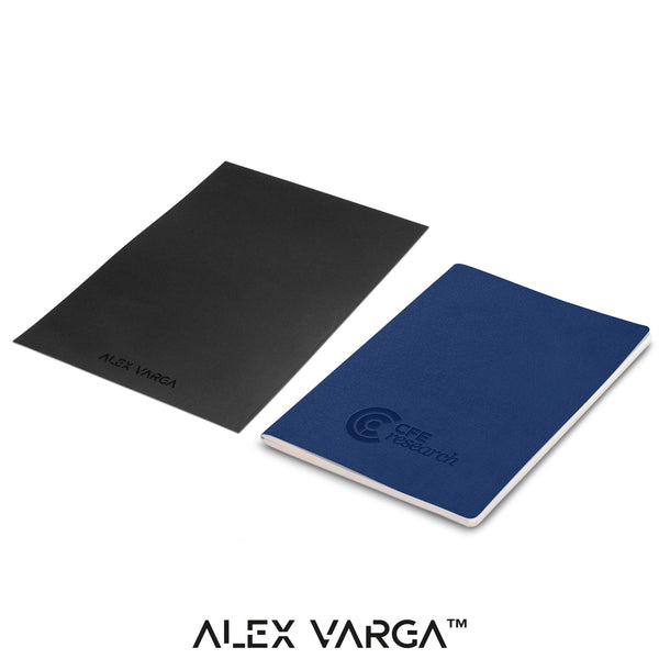 Alex Varga C-Type Notebook - Navy Only Corporate gifts