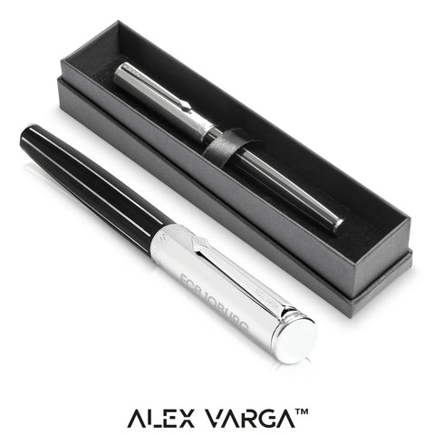 Alex Varga Pandora Rollerball - Black Only Corporate gifts