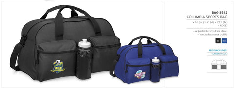 Columbia Sports Bag Corporate gifts