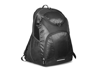 Pinnacle Tech Backpack - Black Only Corporate gifts