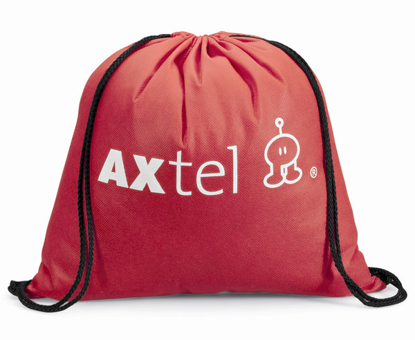 Micro-Mini Drawstring Bag - Red Only Corporate gifts