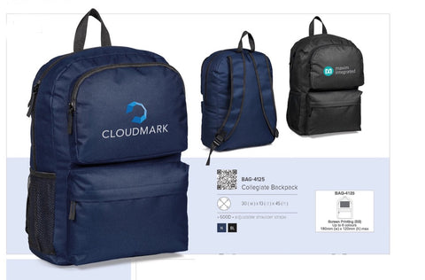 Collegiate Backpack Corporate gifts