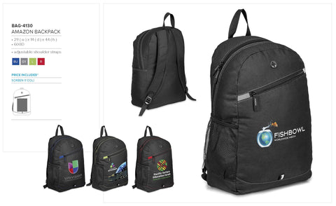 Amazon Backpack Corporate gifts