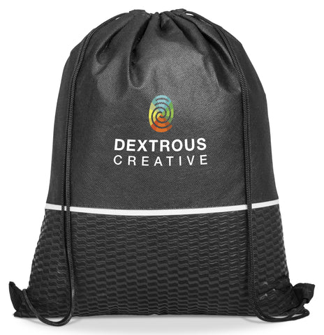 Brighton Drawstring Bag Corporate gifts
