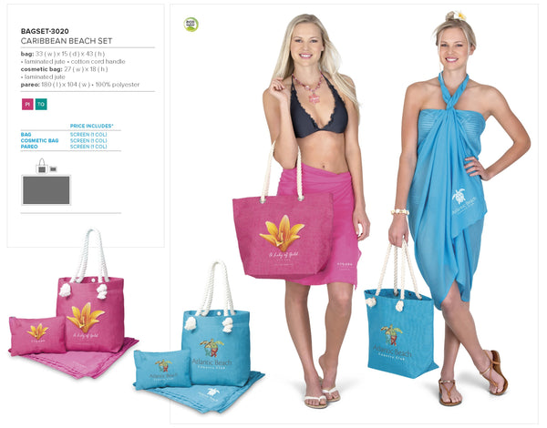 Caribbean Beach Set Corporate gifts