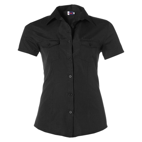 Ladies Short Sleeve Bayport Shirt Corporate gifts