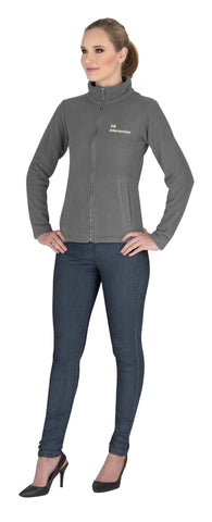 Ladies Yukon Micro Fleece Jacket Corporate gifts