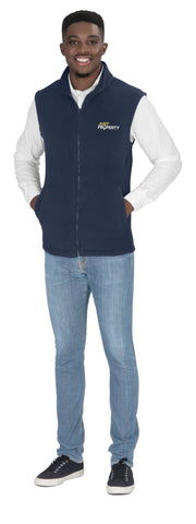Mens Yukon Micro Fleece Bodywarmer Corporate gifts