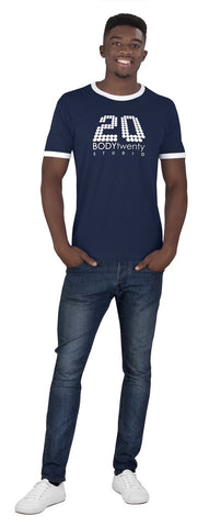 Mens Adelaide Contrast T-Shirt Corporate gifts