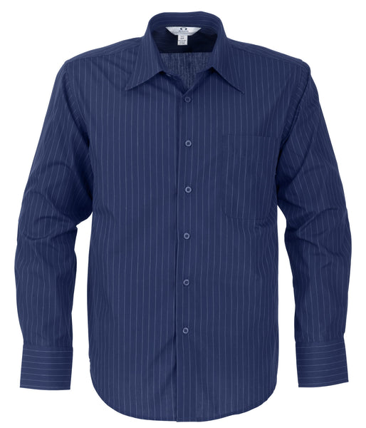 Mens Long Sleeve Manhattan Striped Shirt Corporate gifts