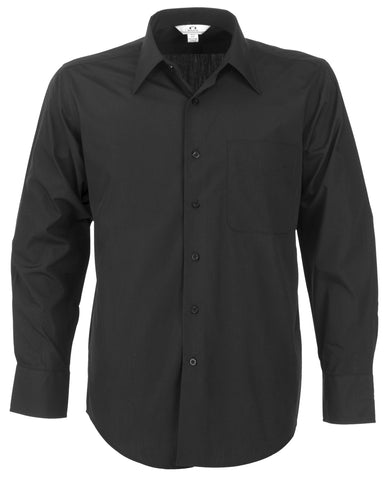 Mens Long Sleeve Metro Shirt Corporate gifts