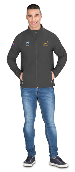 Mens RWC Softshell Jacket Corporate gifts