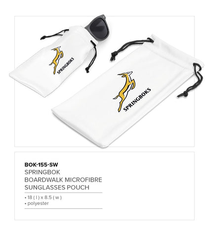 Springbok Boardwalk Sunglasses Pouch Corporate gifts