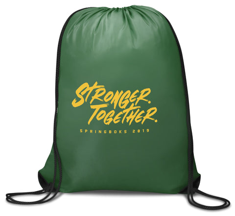 Springbok Symphony Drawstring Bag Corporate gifts