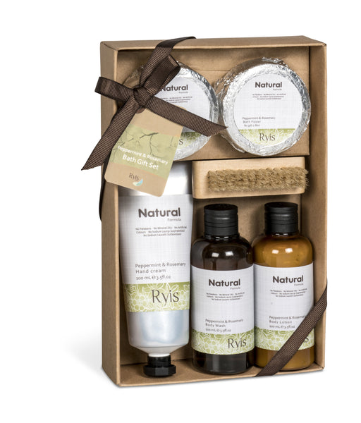 Ryis Peppermint & Rosemary Bath Gift Set Corporate gifts