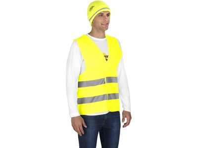 Safety-First Beanie - Yellow Only Corporate gifts
