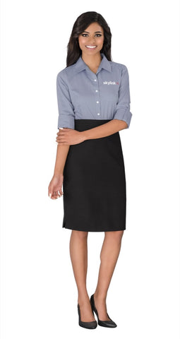 Ladies Long Sleeve Claremont Shirt Corporate gifts