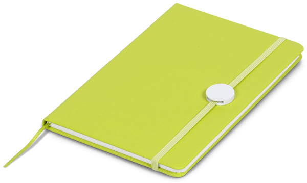 Gravity Round Notebook Branding Disc (disc only) Corporate gifts