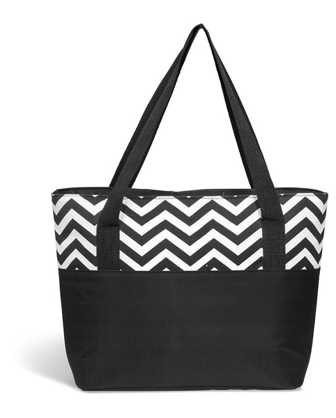 Ripple Cooler Tote- Black Only Corporate gifts