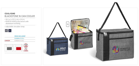 Blackstone 16-Can Cooler Corporate gifts