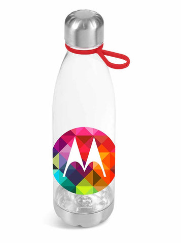 Clearview Water Bottle - 750ml - Red Only Corporate gifts