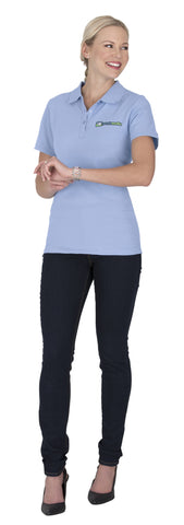 Ladies Calgary Golf Shirt Corporate gifts