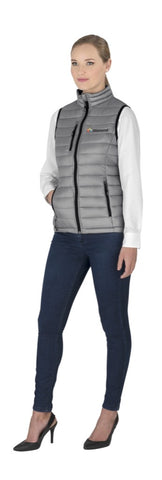 Ladies Scotia Light Down Bodywarmer Corporate gifts