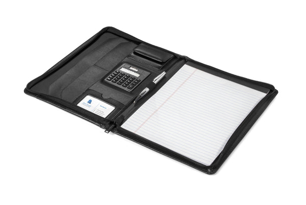 Brookstone A4 Zip-Around Folder Corporate gifts