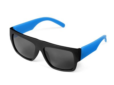 Frenzy Sunglasses - Cyan Only Corporate gifts