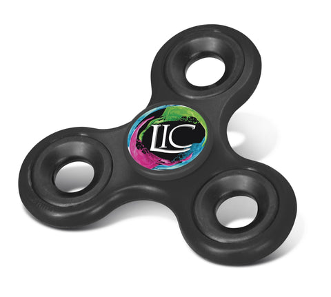 Fidget Spinner - Black Only Corporate gifts