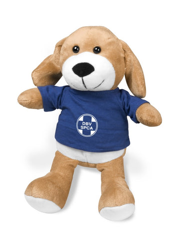 Cooper Plush Toy - Blue Only Corporate gifts