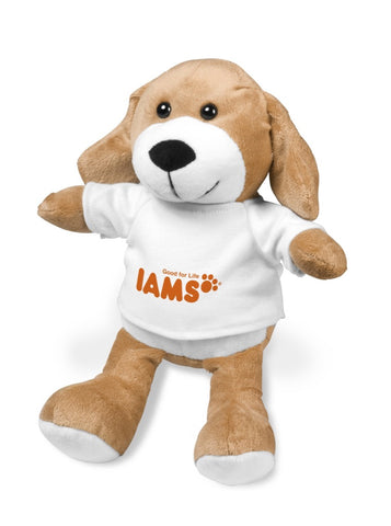 Cooper Plush Toy - Solid White Only Corporate gifts