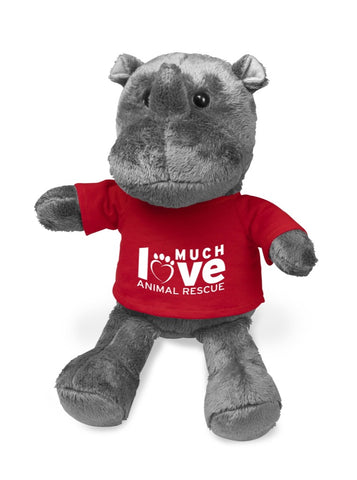 Rocky Plush Toy - Red Only Corporate gifts