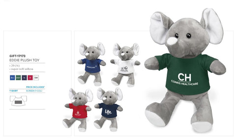 Eddie Plush Toy Corporate gifts