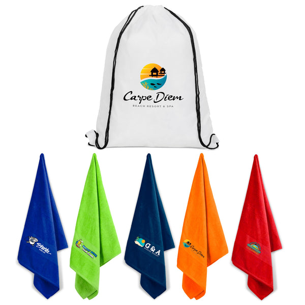 US Basic Bahamas Beach Towel Corporate gifts