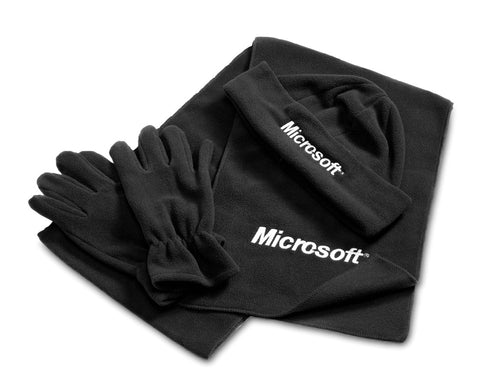 Greenland Fleece Set Corporate gifts