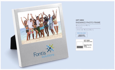 Radiance Photo Frame Corporate gifts
