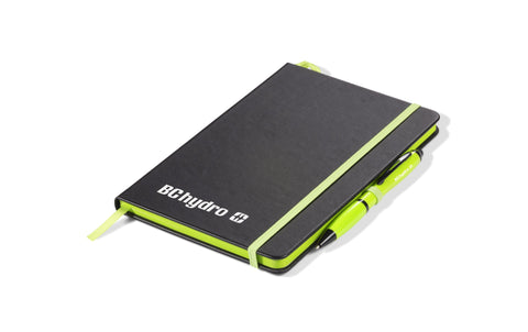Avatar A5 Notebook Gift Set - Lime Only Corporate gifts
