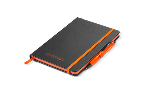 Avatar A5 Notebook Gift Set - Orange Only Corporate gifts