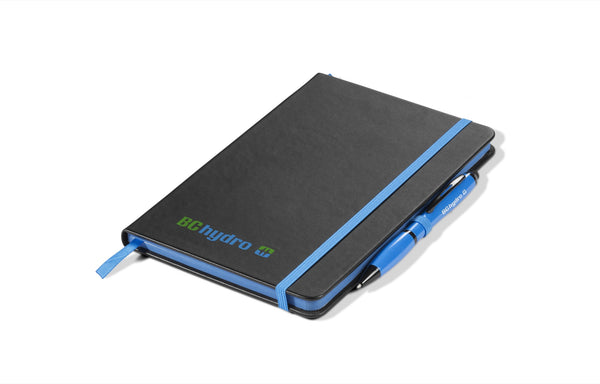 Avatar A5 Notebook Gift Set  - Turquoise Only Corporate gifts